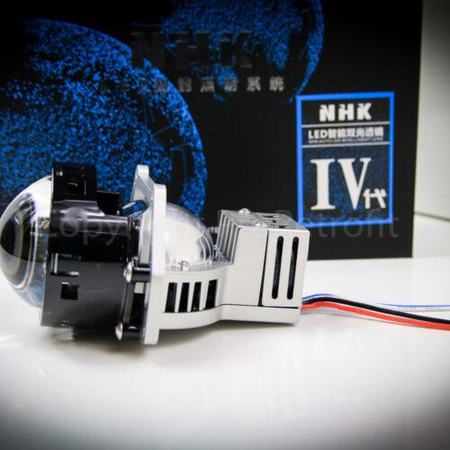 Projektory soczewkowe Bi-led